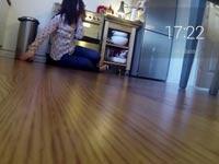 חייה של אישה דרך משקפי גוגל גלאס \ מתוך: צילום מסך יוטיוב