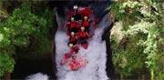 רפטינג בנהר בניו זילנד / מתוך: צילום מסך יוטיוב