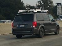 רכב, מיניוואן חשמלי של אפל? / צילום: וידאו