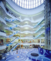 Shopping Mall in Warsaw