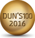 First International Bank of Israel (FIBI) In Duns 100 Ranking