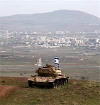 גבול ישראל סוריה / צילום: רויטרס