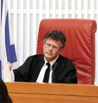 השופט יצחק עמית/ צילום: אוריה תדמור