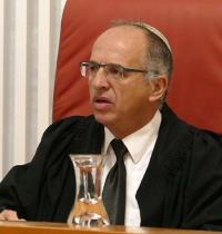 שופט העליון, נועם סולברג / צילום: אוריה תדמור