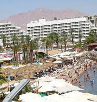 אזור המלונות באילת / צילום: שלומי יוסף
