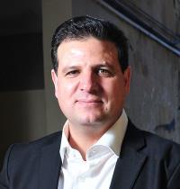 """יו""""ר מפלגת הרשימה המשותפת, ח""""כ איימן עודה / צילום: רפי קוץ"""