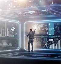 אבטחת מידע. הנושא נמצא גבוה בסדר העדיפויות של ארגונים/צילום: Shutterstock/א.ס.א.פ קרייטיב