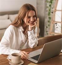 עבודה מהבית. צוברת תאוצה / צילום: Shutterstock/א.ס.א.פ קרייטיב