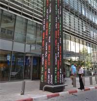 """הבורסה בת""""א / צילום: שלומי יוסף, גלובס"""