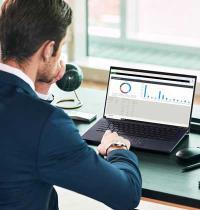 ExpertBook B9 Asus, מחשב נייד המותאם במיוחד לאנשי עסקים / צילום: Asus
