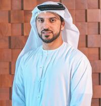 """עלי אל-שייבה, מנהל התיירות והשיווק במשרד התרבות והתיירות של אבו דאבי / צילום: יח""""צ"""