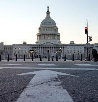 בניין הקפיטול בוושינגטון / צילום: Sarah Silbiger, רויטרס