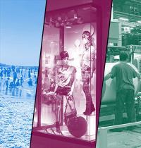 נפגעות הקורונה בבורסה: חברות אופנה, תעשייה, הייטק ותיירות / צילום: עינת לברון