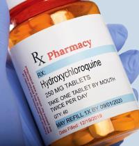 תרופות Chloroquine phosphate  / צילום: shutterstock, שאטרסטוק