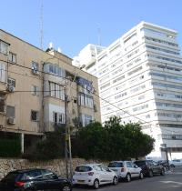 רחוב דפנה בתל אביב. פרויקט הפינוי בינוי נתקע / צילום: איל יצהר, גלובס