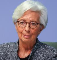 קריסטין לגארד, נשיאת הבנק האירופי המרכזי / צילום: Kai Pfaffenbach, רויטרס