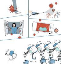 """על עלייה בחולי הקורונה, מתי יהיה חיסון והאם לחטא מסכות במיקרוגל? שו""""ת קורונה / צילום: טלי בוגדנובסקי, אייל אונגר"""