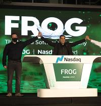 הנפקת JFROG / צילום: SO&CO event management