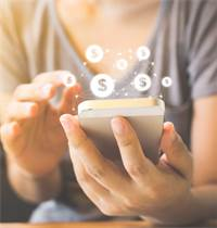 הדיגיטציה מרחיבה את סל המוצרים במערכת הפיננסית / צילום: Shutterstock/א.ס.א.פ קרייטיב