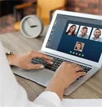 עבודה מרחוק. הפתרונות נדרשים לעמוד בסטנדרטים של הארגון / צילום: Shutterstock/א.ס.א.פ קרייטיב