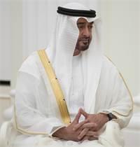 יורש העצר של איחוד האמירויות מוחמד בן זאיד / צילום: AP