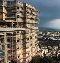 פרויקט מגורים חדש בחיפה / צילום: Shutterstock א.ס.א.פ קריאייטיב