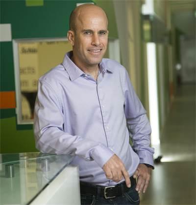 עידן מור מנהל פעילות Centrica בישראל ואירופה / צילום: אלון רון