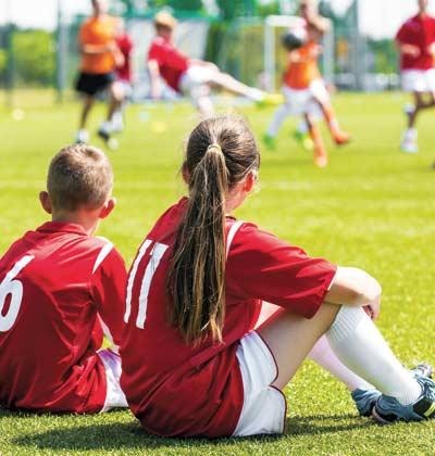 פעילות ספורטיבית לילדים /צילום: א.ס.א.פ קרייטיב / Shutterstock