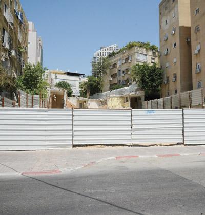 התחדשות עירונית בגבעתיים. לאזן בין הצורך בתכנון עתידי לבין פגיעה קניינית / צילום: איל יצהר
