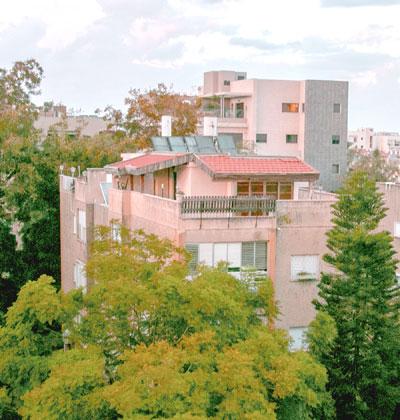 הבניין ברחוב לייב יפה, הרצליה/ צילום: כדיה לוי