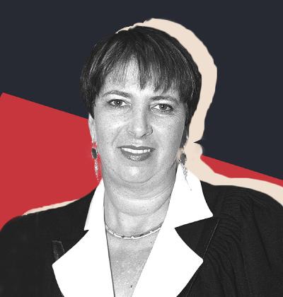 אסתר שטיין / צילום: דוברות הרשות השופטת