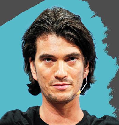 """אדם נוימן, מייסד ומנכ""""ל WeWork / צילום: רויטרס"""