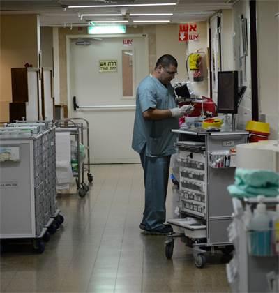 בית חולים / צילום: איל יצהר