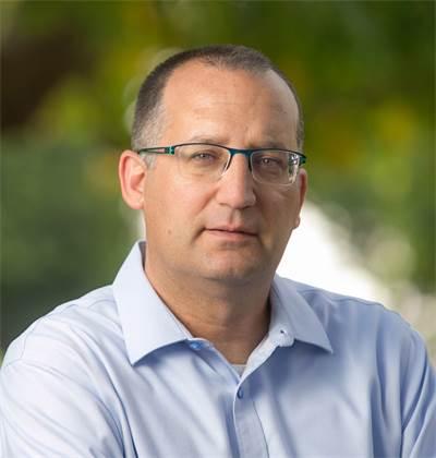 """ראש עיריית גבעתיים, רן רוניק / צילום: עיריית גבעתיים / צילום: עיריית גבעתיים, יח""""צ"""