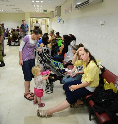 בית החולים סורוקה/ צילום: איל יצהר