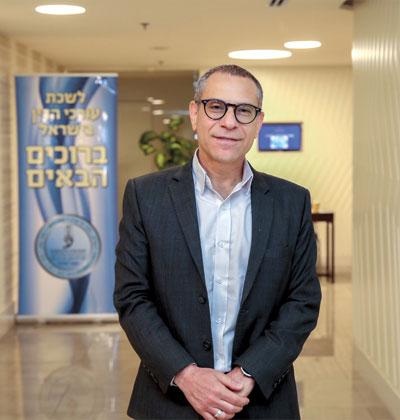 מנהל רשות המסים ערן יעקב./ צילום:  כדיה לוי