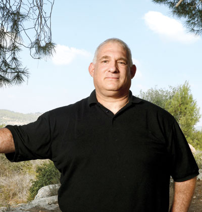 ישראל דנציגר/ צילום: איל יצהר