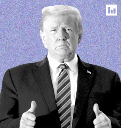 דונלד טראמפ  / צילום: Alex Brandon, Associated Press