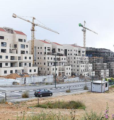 דירות בבנייה / צילום: רפי קוץ, גלובס