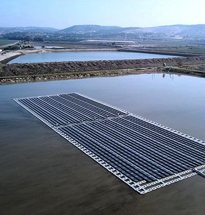 מתקן של קבוצת דוראל משאבי אנרגיה מתחדשת   / צילום: Adit-movies