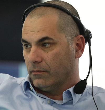 """ישראל טוויטו, מנכ""""ל חדשות 13 / צילום: סיון פרג'"""