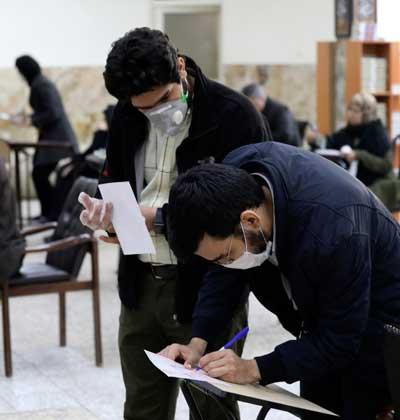 איראן היא המדינה עם מקרי המוות הרבים ביותר מלבד סין / AP Vahid-Salemi