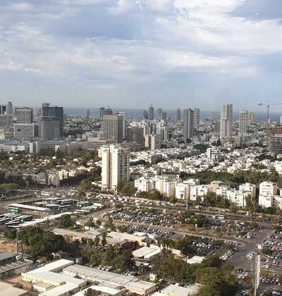 תל אביב / צילום: גיא ליברמן, גלובס