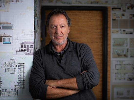 """""""חלק נכבד מהאדריכלים בארץ מונעים על ידי האגו שלהם, במקום שהם יובילו אותו"""". עודד לביא / צילום: אריק סולטן"""