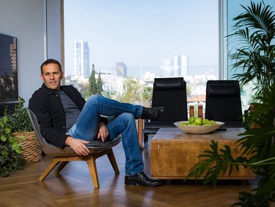 """""""הרכבת התחתית בתל אביב זה פרויקט על סף חקירה"""". יואב אנדרמן / צילום: אריק סולטן"""