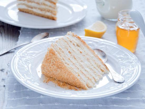 אוכל - נובי גוד - עוגת מדוביק / צילום: שאטרסטוק