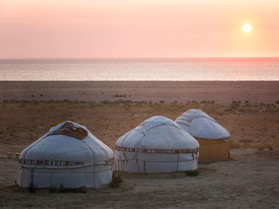 מחנה יורטות / צילום: Shutterstock | א.ס.א.פ קריאייטיב