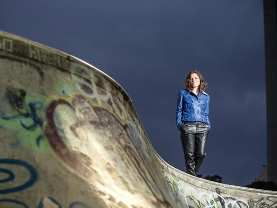 פרויקט להיות רלוונטי הילה קורח / צילום: רמי זרנגר