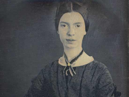 אמילי דיקינסון / תחריט משנת 1848, ויקימדיה