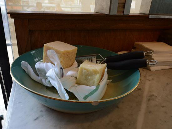 גבינת פרמז'ן  / צילום: איל יצהר, גלובס